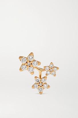 OLE LYNGGAARD COPENHAGEN Shooting Stars 18-karat Gold Diamond Earring - R