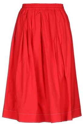 Fay 3/4 length skirt