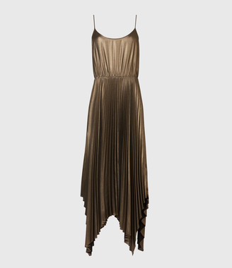 AllSaints Lerin 2-In-1 Dress