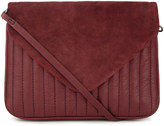 Jigsaw Sofia Quilted Envelope Bag