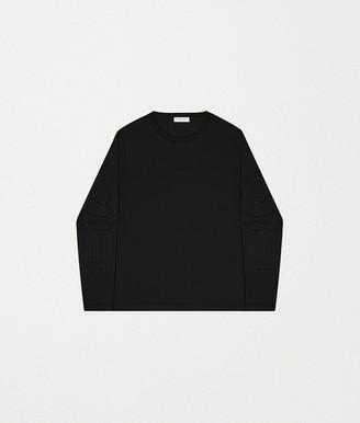 Bottega Veneta T-Shirt In Cotton Jersey