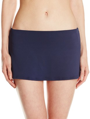 Seafolly Women's Skirted Pant Bikini Bottom
