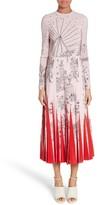 Valentino Women's Jungle Of Delight Print Silk Dress