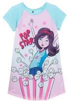 Petit Lem Pop Star Nightgown (Big Girls)