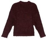 Tibi Bouclé-knit sweater