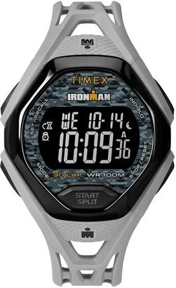 Timex Men's Ironman Sleek 30-Lap Digital Chronograph Watch