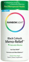 Rainbow Light Black Cohosh Meno-Relief Tabs, 60 ct