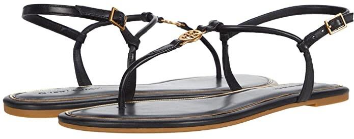 Tory Burch Emmy Flat Sandal Women's Shoes