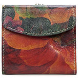 Patricia Nash Heritage Print Collection Reiti Floral Wallet
