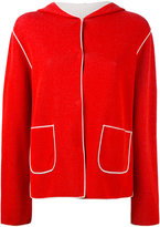 Le Tricot Perugia fitted jacket - women - Cotton/Polyamide/Spandex/Elastane - M