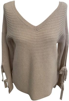 81 Hours 81hours Beige Wool Knitwear for Women