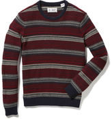 Original Penguin Reverse Tuck Stitch Crew Sweater