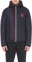 Gucci Stripe Quilted Shell Jacket