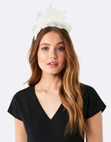 Forever New Toni Statement Crochet Fascinator