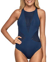 Jets Parallels High Neck One Piece