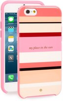 Kate Spade 'my place in the sun' iPhone 6 & 6s case