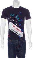 Raf Simons Boom Boom Graphic Print T-Shirt w/ Tags