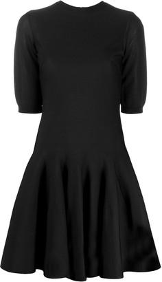 Givenchy flared knit dress