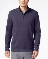 Tasso Elba Men's Quarter-Zip Pullover, Only at Macy's
