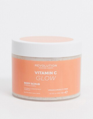 Revolution Body Skincare Vit C Glow Body Scrub