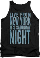 Saturday Night Live It's Saturday Night Adult Tank Top T-Shirt Tee