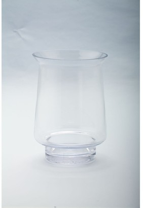 Overstock 8a Hurricane Handblown Glass Votive Candle Holder