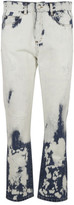 Gucci Hand Bleached Jeans