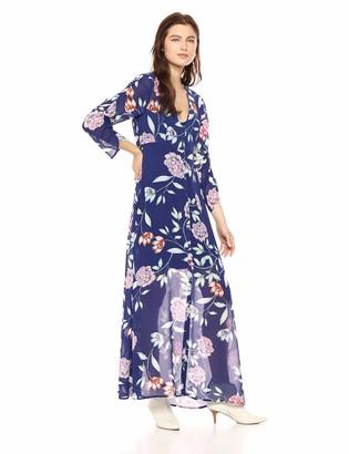 GUESS Women's Long Sleeve Eliza Dress