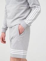 adidas Outline Shorts - Medium Grey Heather
