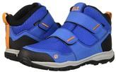 Jack Wolfskin Kids Mountain Attack 3 Texapore Mid VC (Toddler/Little Kid/Big Kid) (Blue/Orange) Boys Shoes