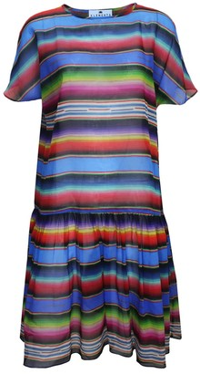 Klements Greta Dress Marfa Sunset Print / Cotton Voile