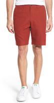 Billy Reid &Wynn& Pima Cotton & Linen Shorts