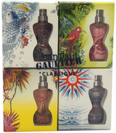 Jean Paul Gaultier Classique Eau D'Ete Summer Fragrance Miniatures Mini Gift Set