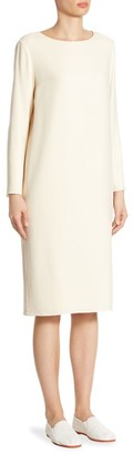 The Row Essentials Larina Long Sleeve Dress