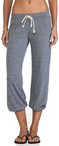 Nation Ltd. Medora Capri Sweats in Gray