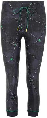 The Upside Stars NYC printed leggings