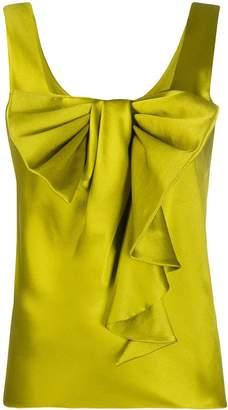 Alberta Ferretti bow-detail blouse