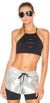 Lovers + Friends WORK by x REVOLVE In a Flash Crop Bra
