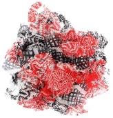 Missoni Printed silk-blend brooch