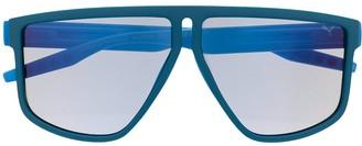 Puma Flat-Top Visor Sunglasses