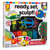 Alex Little Hands Ready Set Sculpt 12-pc. Interactive Toy