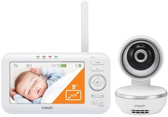 Vtech Safe and Sound 5 Video Baby Monitor VM5261