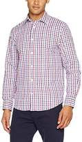 Crew Clothing Men's Belstone Classic Casual Shirt,18 (Manufacturer Size:XL)