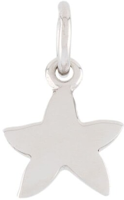 Dodo 18kt white gold So Happy To Have Found You Star charm