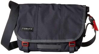 Timbuk2 Flight Classic Messenger - Extra Small (Granite/Flame) Messenger Bags