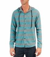 Billabong Men's Slammer Long Sleeve Hooded Flannel 7535195