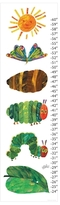 Caterpillar Becomes Butterfly Growth Chart by Eric Carle (Canvas)