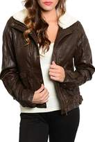 Adore Clothes & More Faux Leather Jacket