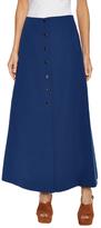 Jill Stuart Justina Cotton Skirt