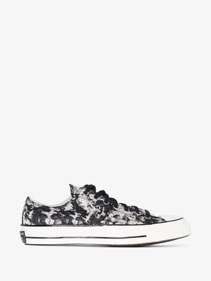 Converse Black And White Chuck 70 Low Top Sneakers